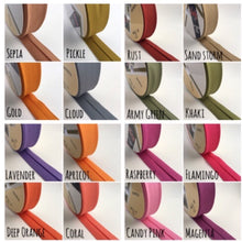 Bias Binding Tie Bow (Variety Of Colours)