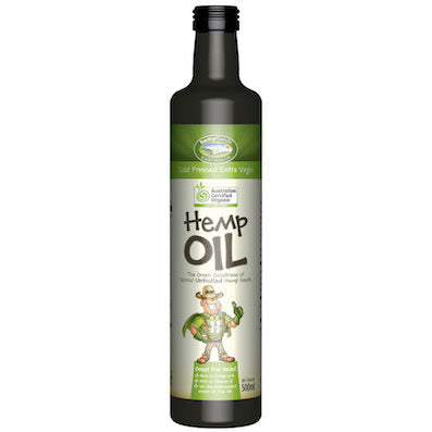 Hemp Seed Oil - 250ml