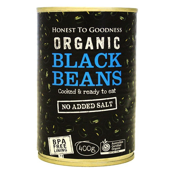 Canned Blackbeans - 400g