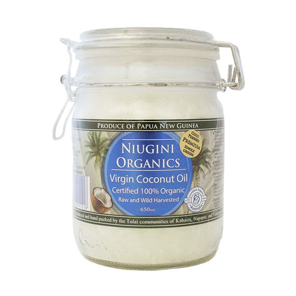 Coconut Oil - 650g