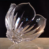 Gorham Lead Crystal Lotus Bowl