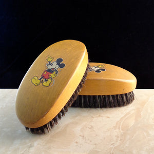 Vintage Mickey Mouse Grooming Set