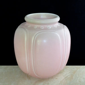 Rookwood Turtleback Vase