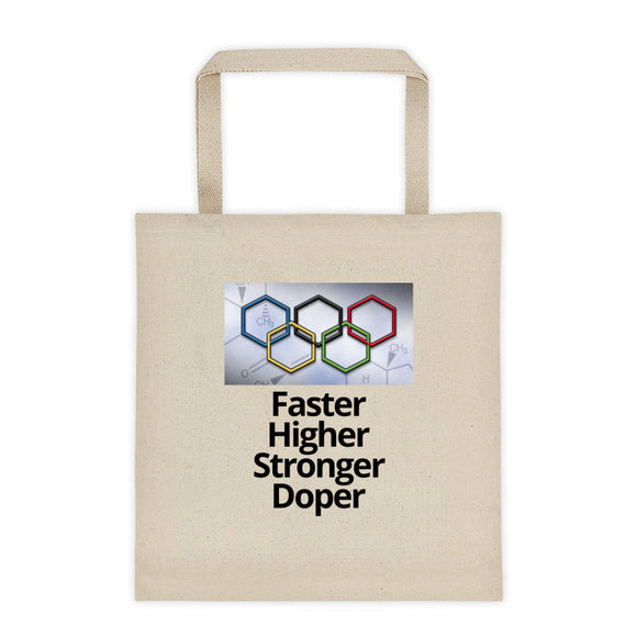 Doper Square Bottom Tote Bag