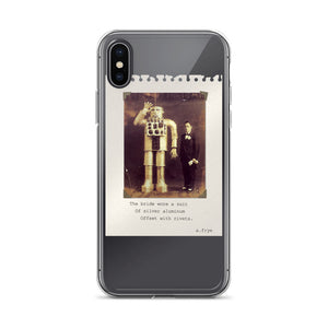 "Frye-ku ""Bride"" iPhone Case"