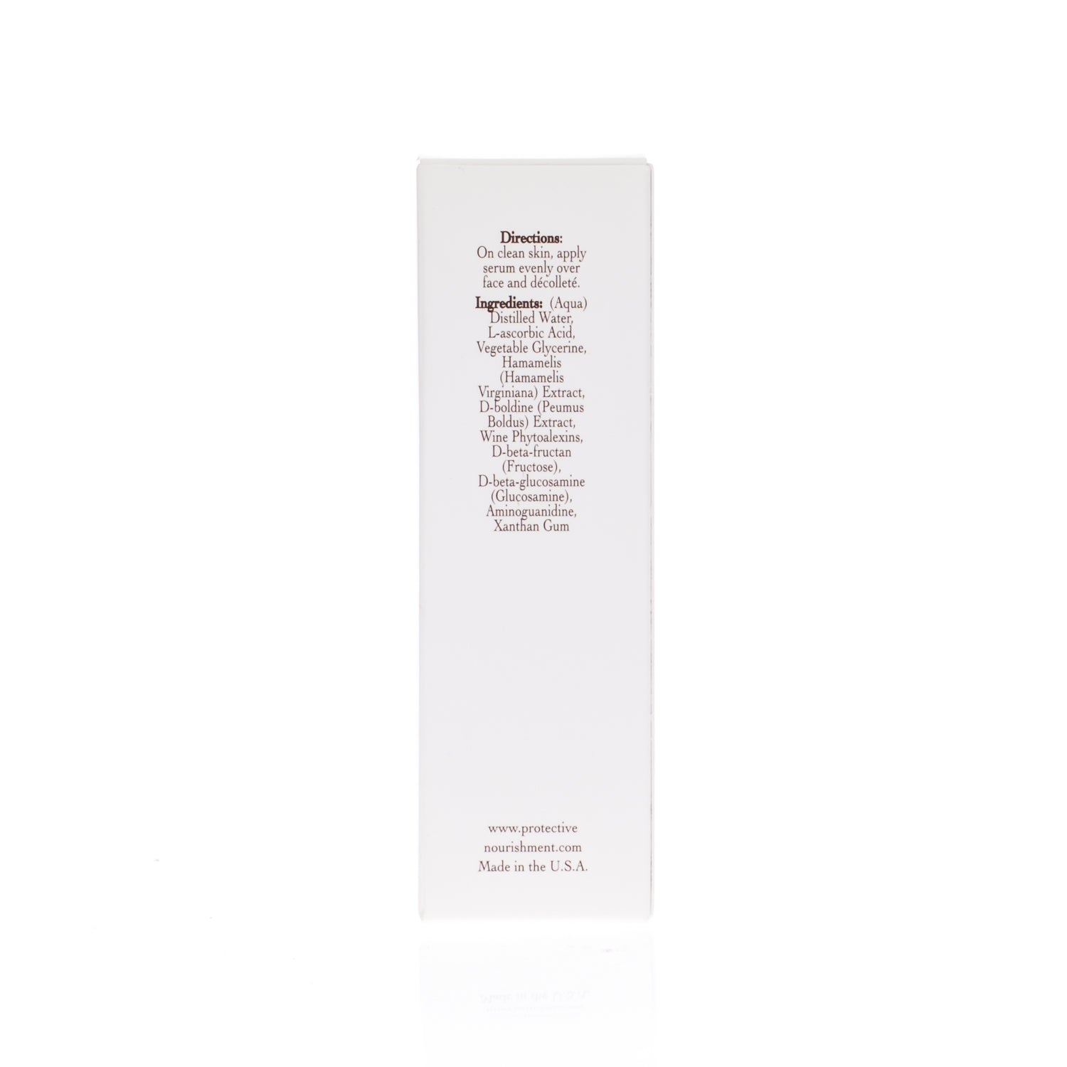 Active C Serum - Protective Nourishment