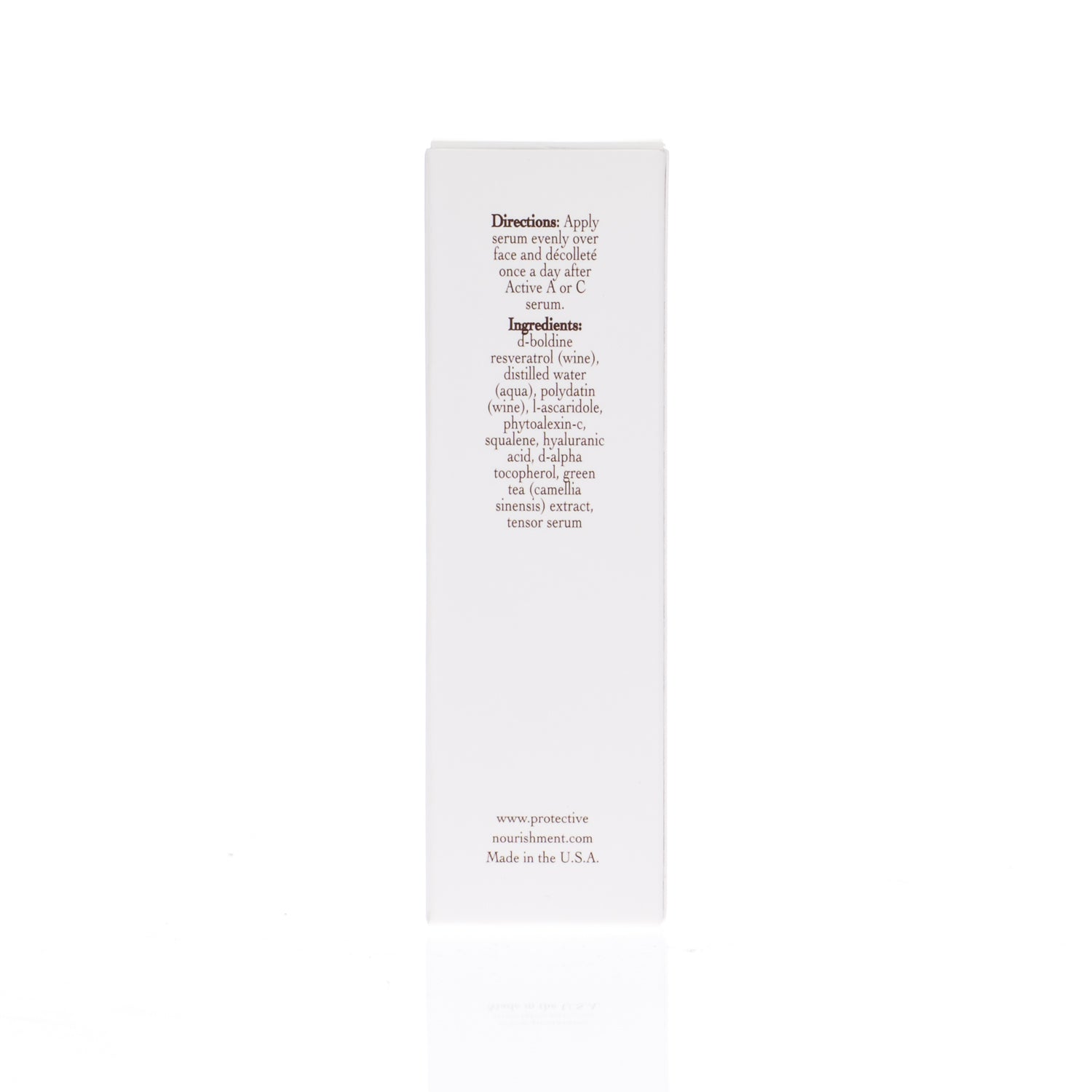 Active D Serum - Protective Nourishment