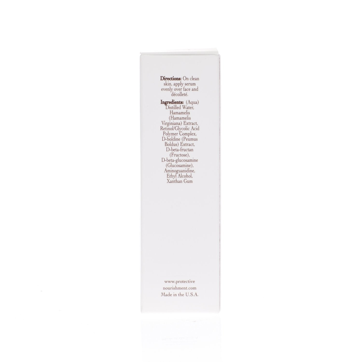 Active A Serum - Protective Nourishment