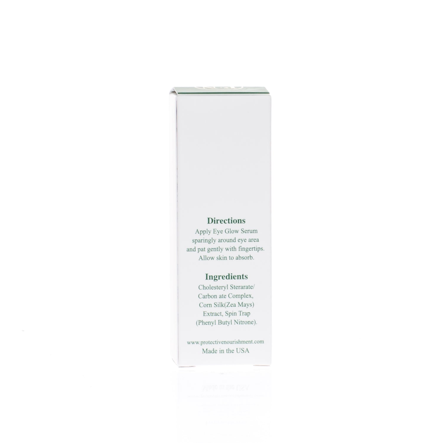 Eye Glow Serum - Protective Nourishment