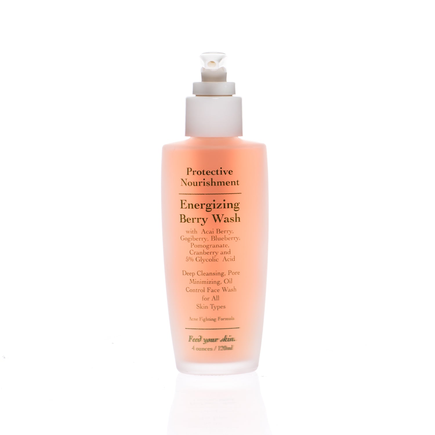 Energizing Berry Wash - Protective Nourishment