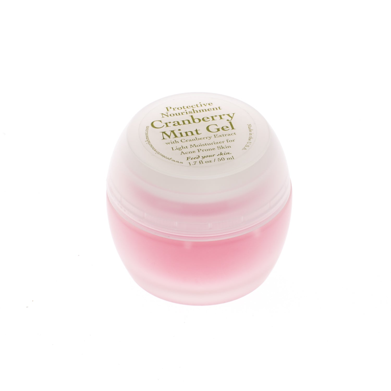 Cranberry Mint Gel - Protective Nourishment
