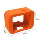 Orange Protective Floating Case for GoPro Hero 4 3+