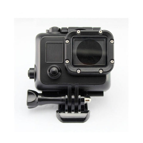 45M Waterproof Case for Gopro Hero 4 3+ 3 Action Camera