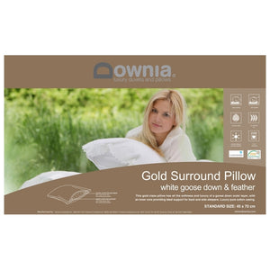 Downia Gold Collection Goose Down Pillow