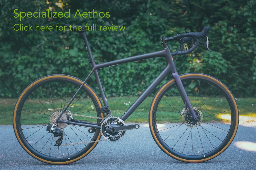 Specialized Aethos Review