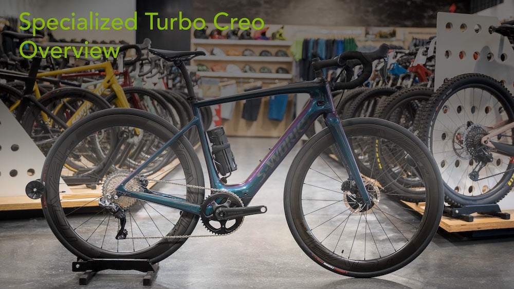 Specialized Turbo Creo Overview