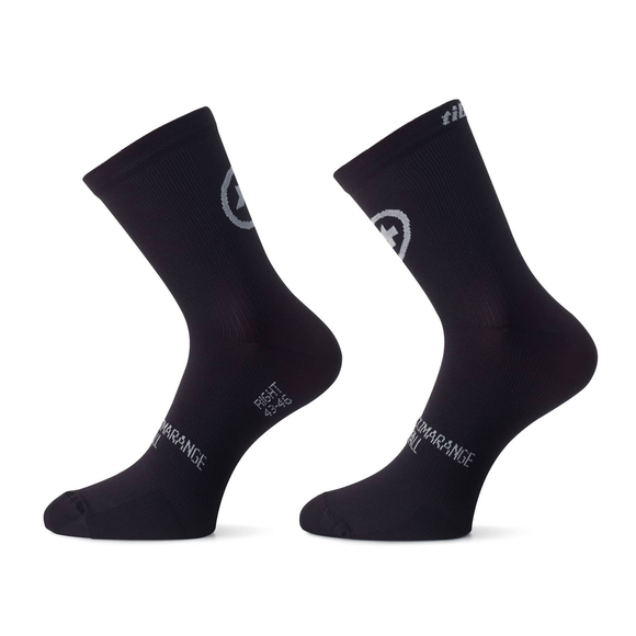 Assos Tiburu Evo8 Socks - Steed Cycles
