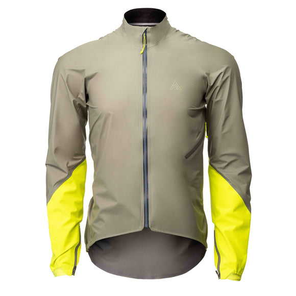 7Mesh Rebellion Jacket Hi-Vis - Steed Cycles