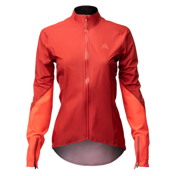 7Mesh Rebellion Jacket Hi-Viz Women's - Steed Cycles