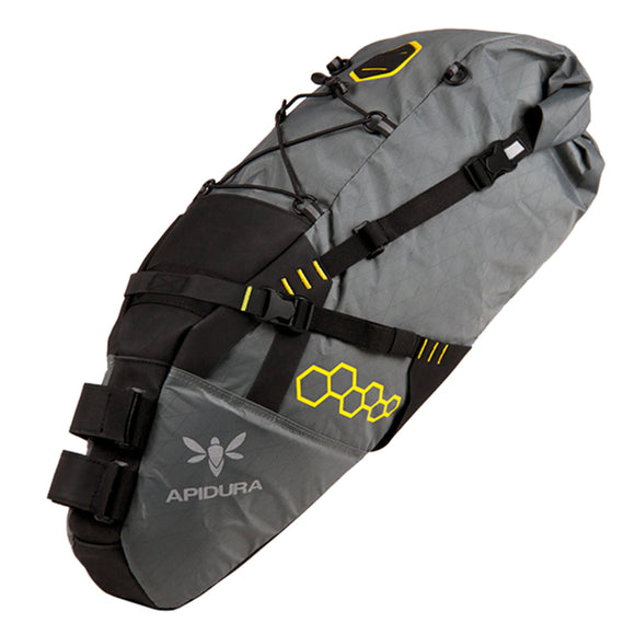 Apidura Backcountry Saddle Pack 17 Litre - Steed Cycles