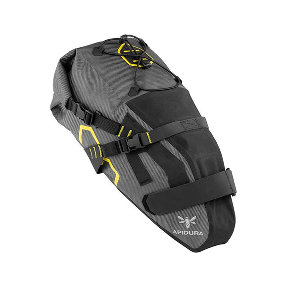 Apidura Expedition Saddle Pack 9 Litre - Steed Cycles