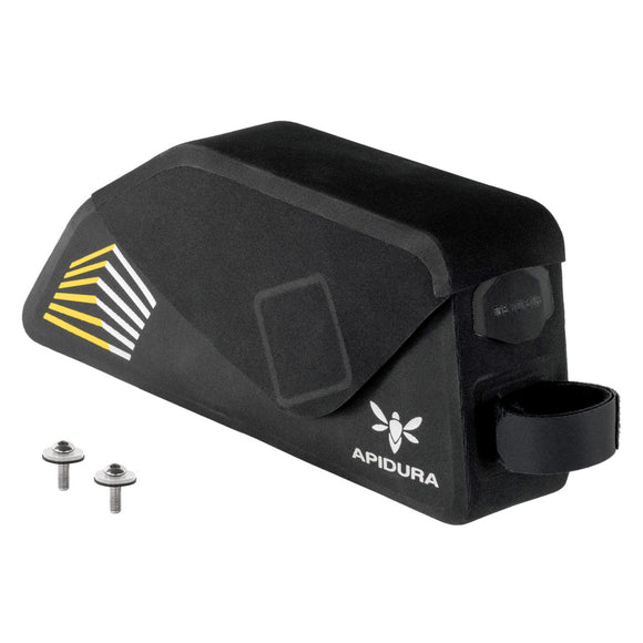 Apidura Racing Bolt-On Top Tube Pack 1 Litre - Steed Cycles