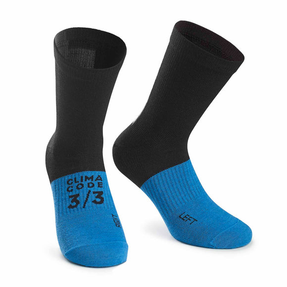 Assos Assosoires Ultraz Winter Socks - Steed Cycles
