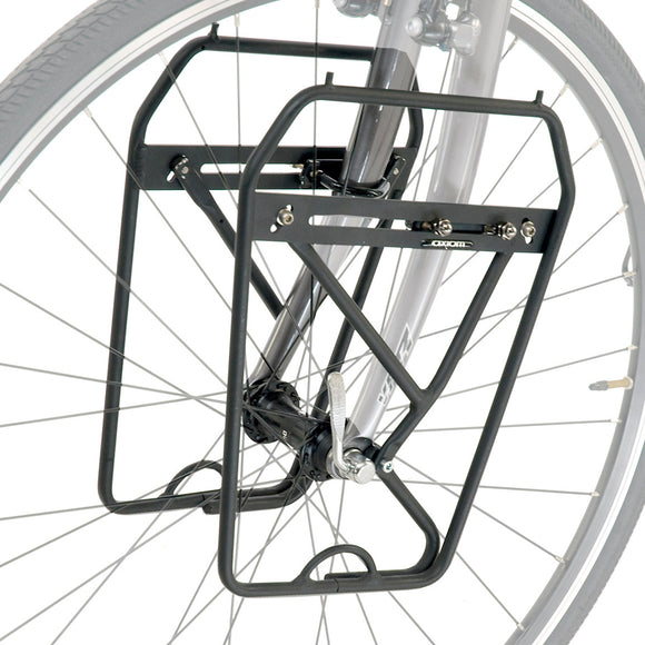 Axiom Journey DLX Lowrider Front Rack - Steed Cycles