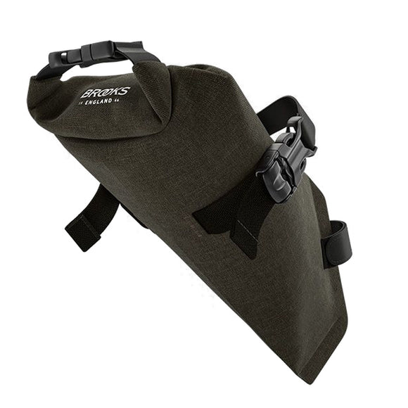 Brooks Scape Saddle Roll Bag - Steed Cycles