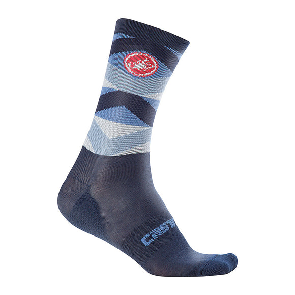 Castelli Fatto 12 Socks - Steed Cycles