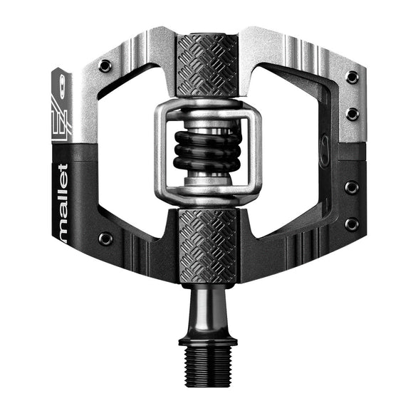 Crankbrothers Mallet Enduro - Long Spindle Pedals - Steed Cycles