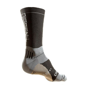 "Dissent Labs Supercrew Nanoglide +Copper 8"" Compression Socks - Steed Cycles"