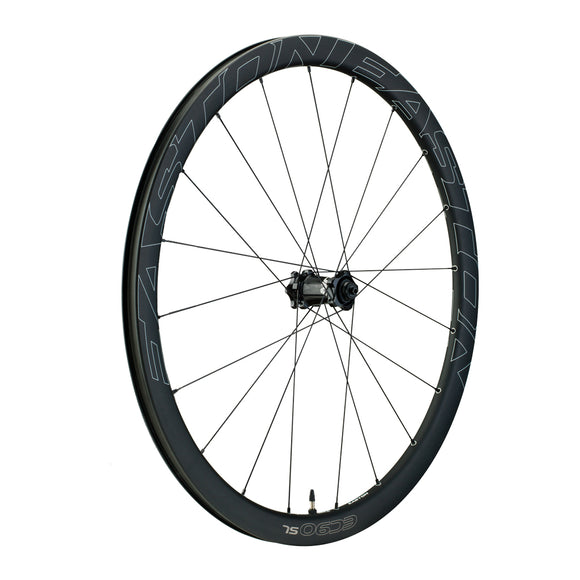 Easton EC90 SL Disc Carbon Clincher 38mm Front Wheel - Steed Cycles