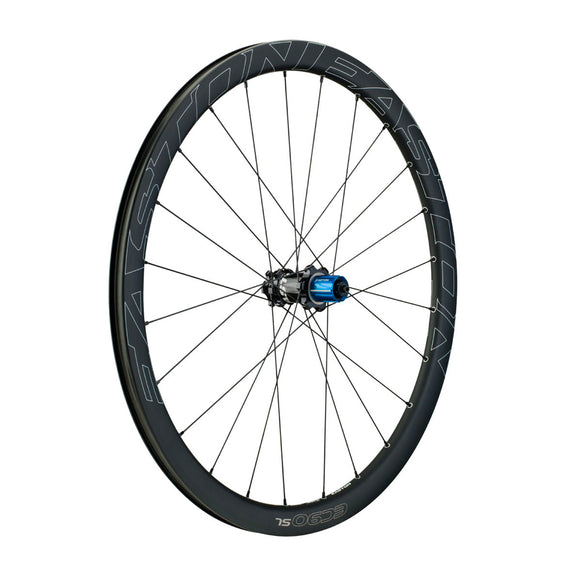 Easton EC90 SL Disc Carbon Clincher 38mm Rear Wheel - Steed Cycles