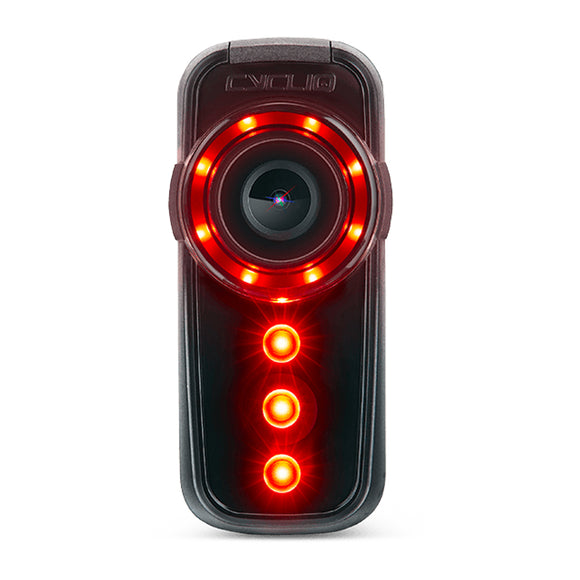 Cycliq Fly6 CE Rear-facing Bike Camera with 100 Lumen Light - Steed Cycles
