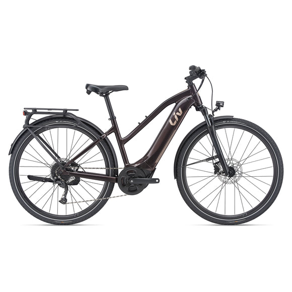 Giant 2021 Liv Amiti E+ 2 - Steed Cycles
