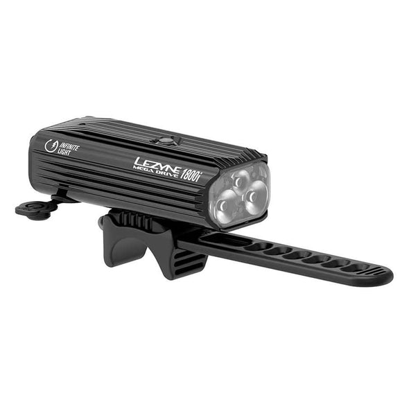 Lezyne Mega Drive 1800i LED Light - Steed Cycles