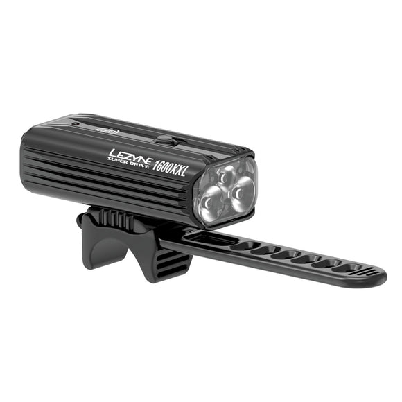 Lezyne Super Drive 1600XXL LED Light - Steed Cycles