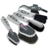 Muc-Off 5 Piece Brush Set - Steed Cycles