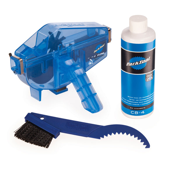 Park Tool CG-2.4 Chain Gang Chain Cleaning System - Steed Cycles