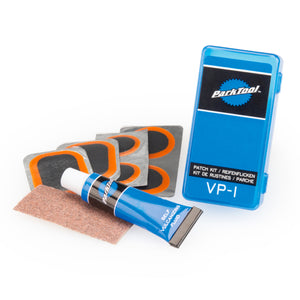 Park Tool VP-1 Vulcanizing Patch Kit - Steed Cycles