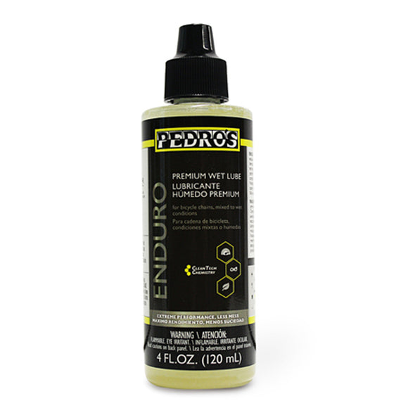 Pedros Enduro Premium Wet Lube 4oz