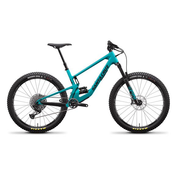 Santa Cruz 2021 5010 4 CC X01 - Steed Cycles