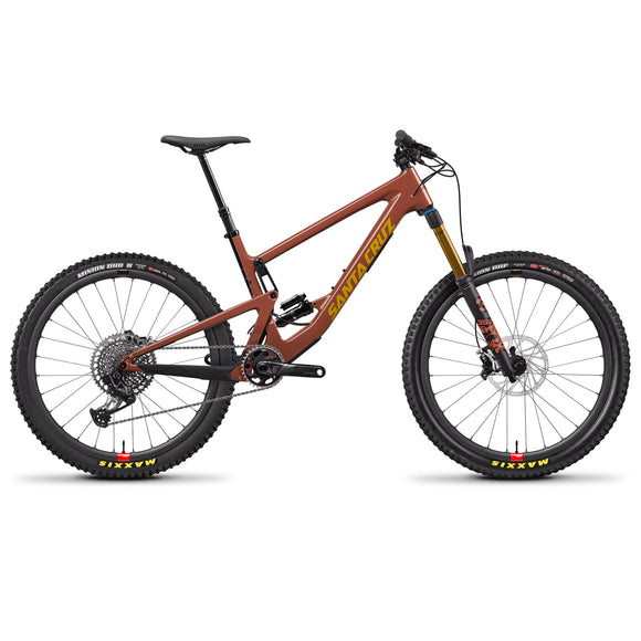Santa Cruz 2021 Bronson 3 CC X01 Reserve - Steed Cycles