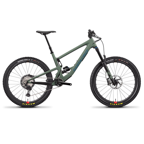 Santa Cruz 2021 Bronson 3 C XT Reserve - Steed Cycles