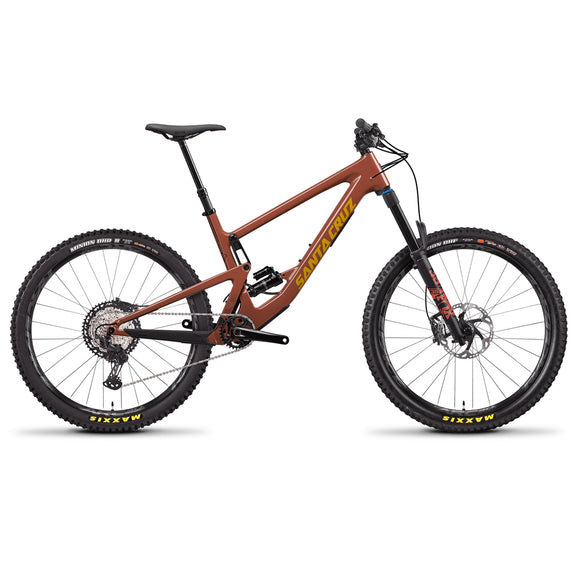 Santa Cruz 2021 Bronson 3 C XT - Steed Cycles