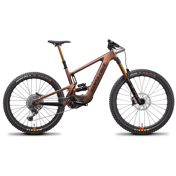 Santa Cruz 2021 Bullit 3 CC MX X01 Reserve - Steed Cycles