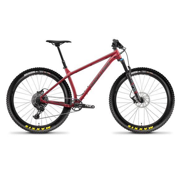 Santa Cruz 2021 Chameleon 7 AL 27.5+ R - Steed Cycles