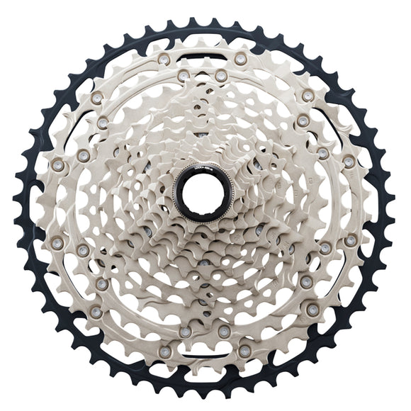 Shimano CS-M7100 SLX 12-Speed Hyperglide+ Cassette 10-51T - Steed Cycles