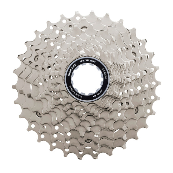 Shimano CS-R7000 105 11-Speed Cassette - Steed Cycles